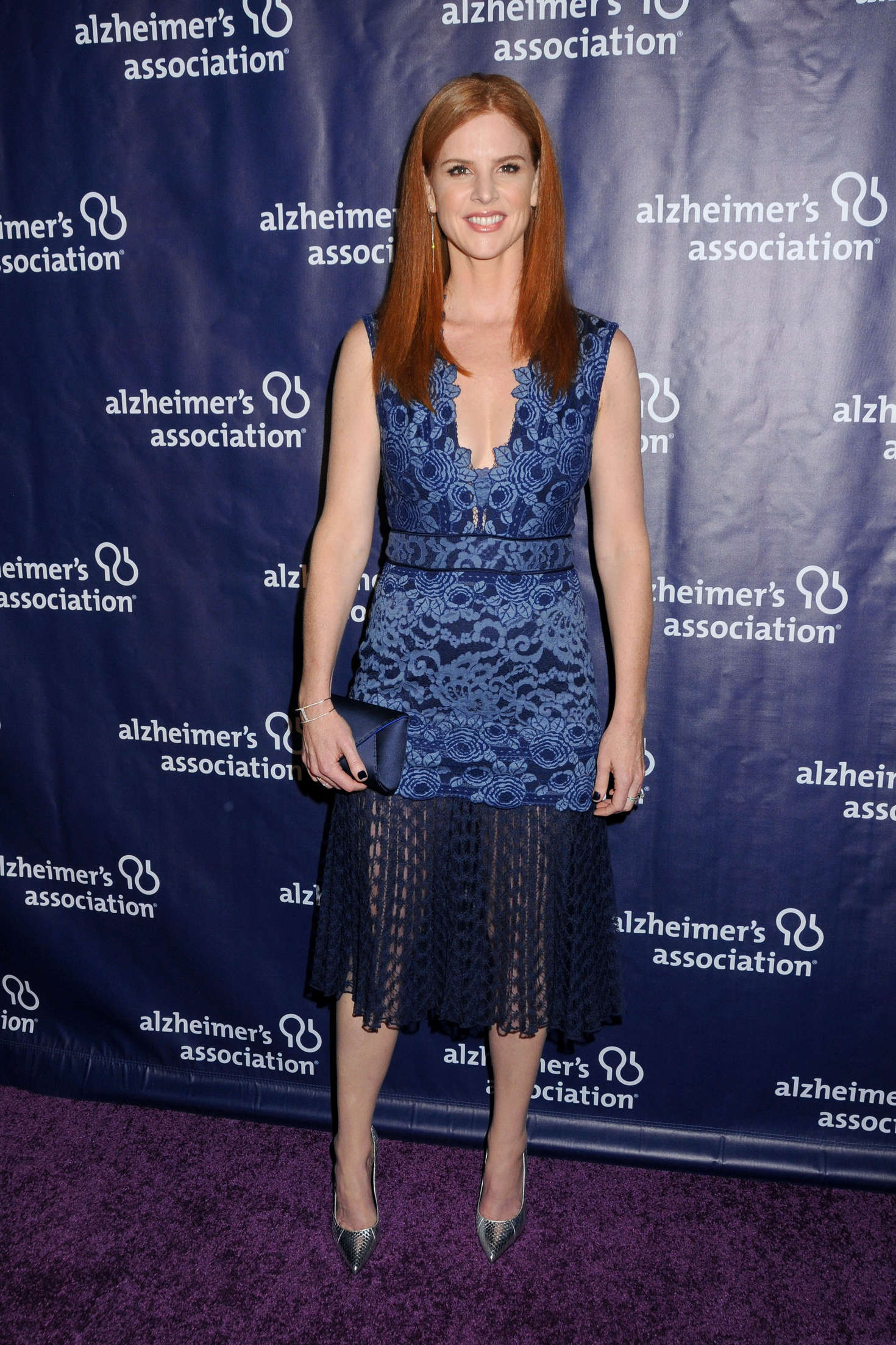 Sarah Rafferty Annual A Night At Sardis Benefit Gala in Beverly Hills