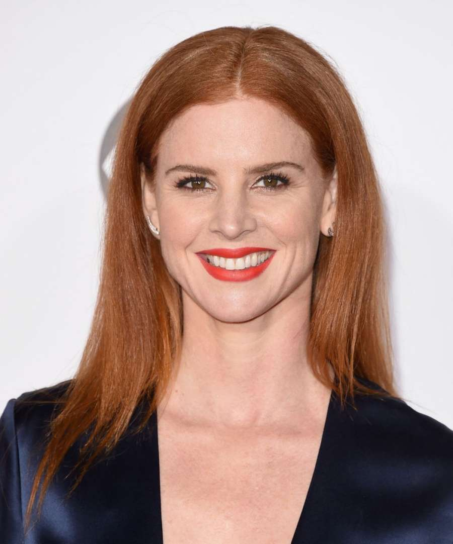 Sarah Rafferty Peoples Choice Awards in Los Angeles