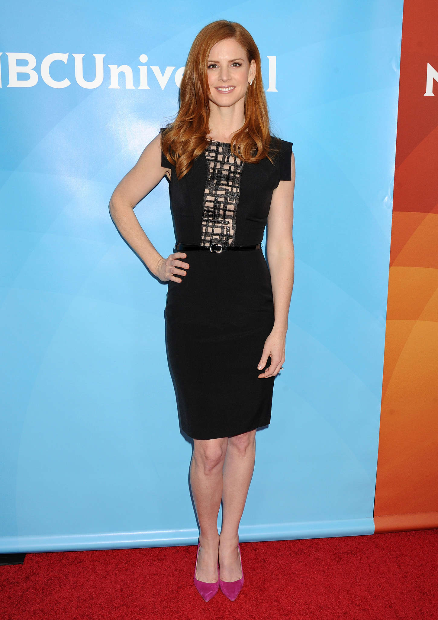 Sarah Rafferty TCA Winter Press Tour in Pasadena
