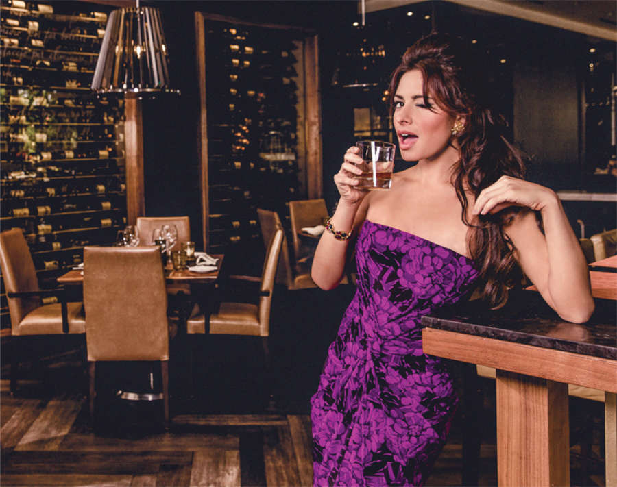 Sarah Shahi CBS Watch! Magazine