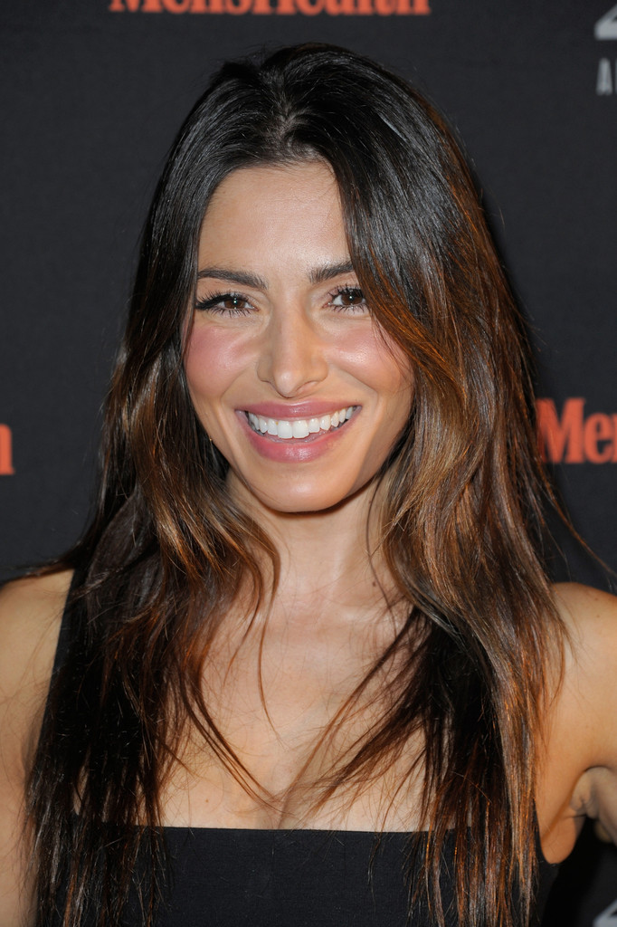 Sarah Shahi Mens Health Anniversary Celebration