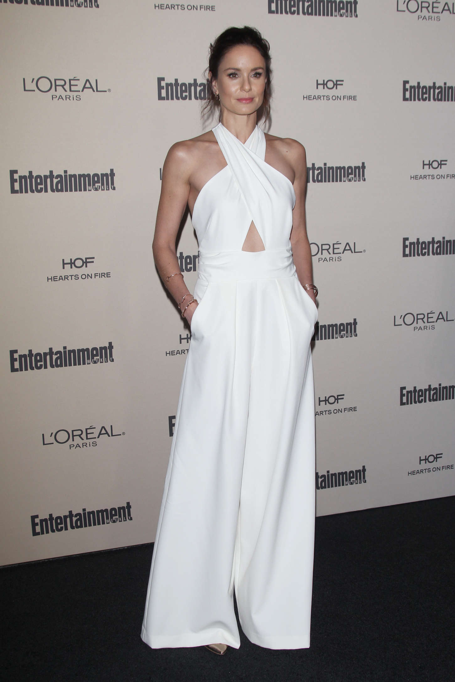 Sarah Wayne Callies Entertainment Weekly Pre-Emmy Party in West Hollywood