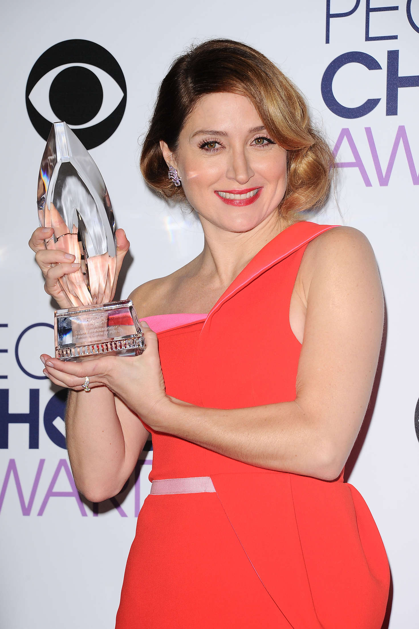 Sasha Alexander Peoples Choice Awards in Los Angeles