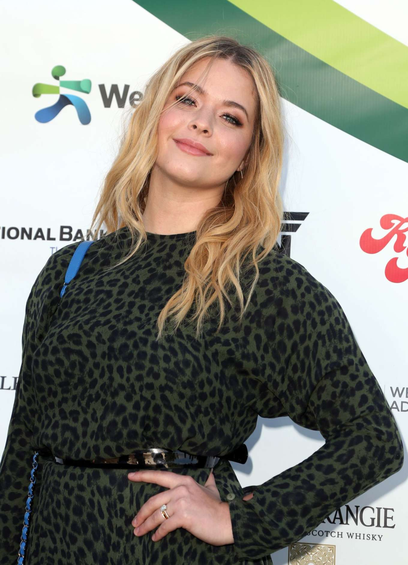 Sasha Pieterse Annual George Lopez Celebrity Golf Classic in Burbank