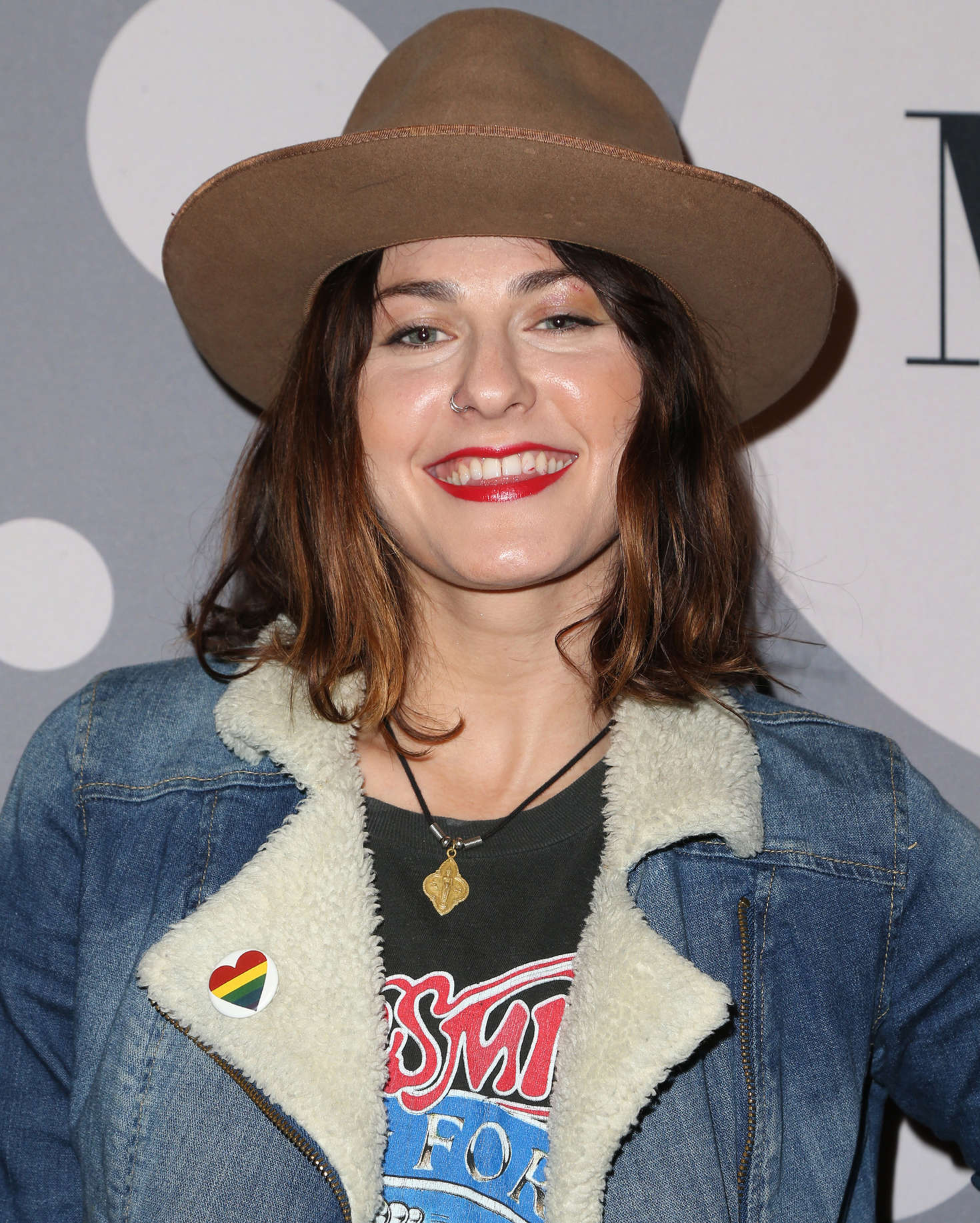 Scout Taylor-Compton Minnie Mouse Rocks The Dots Art And Fashion Exhibit in Los Angeles