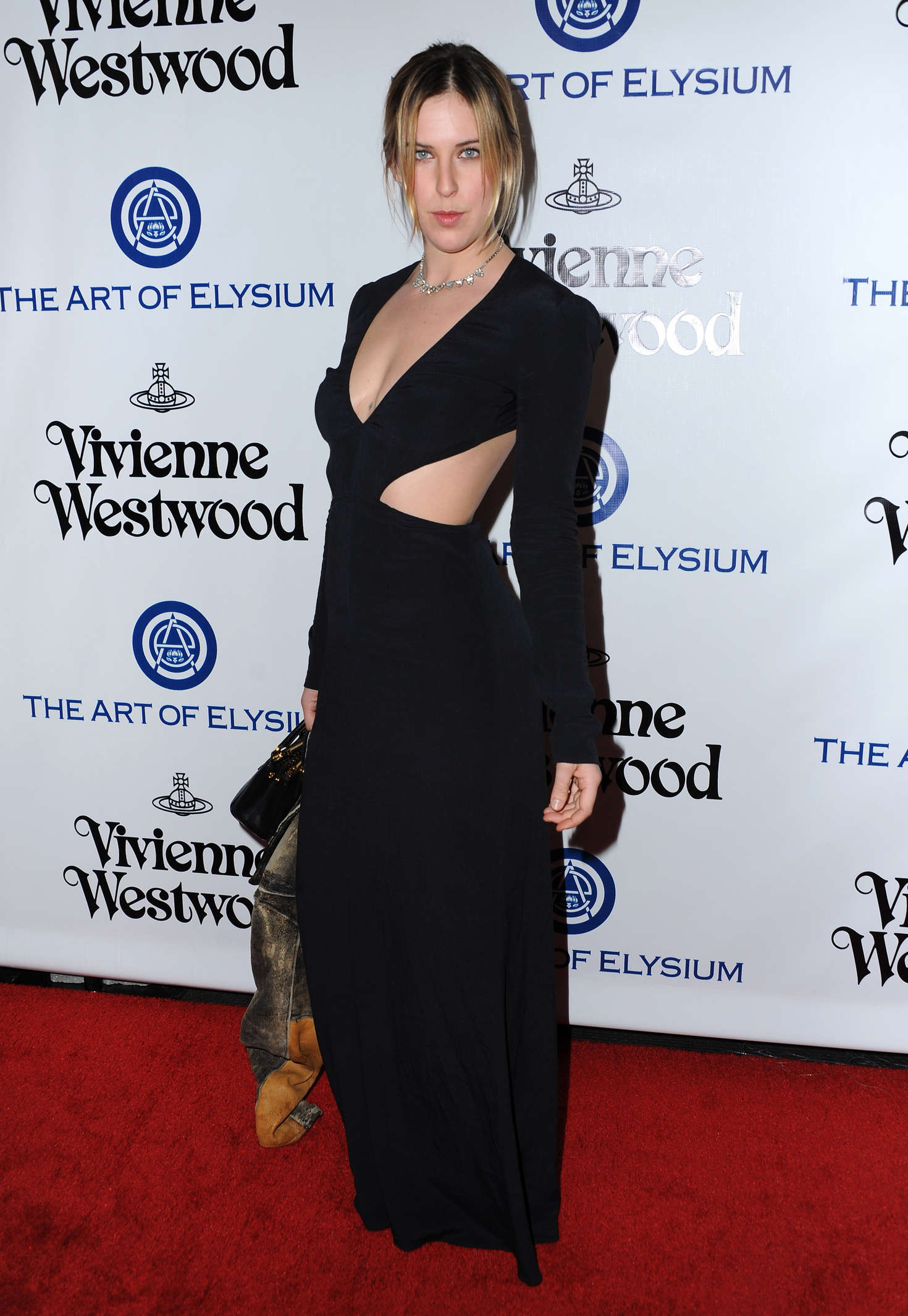 Scout Willis The Art of Elysium HEAVEN Gala in Culver City