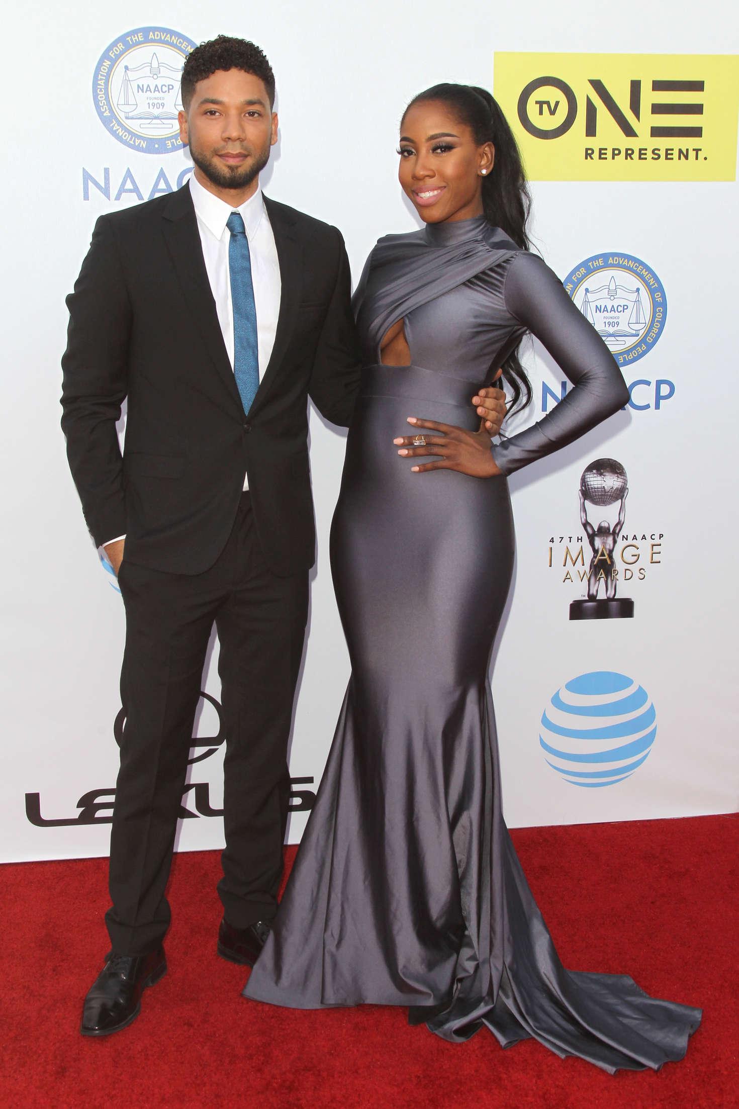 Sevyn Streeter NAACP Image Awards in Pasadena