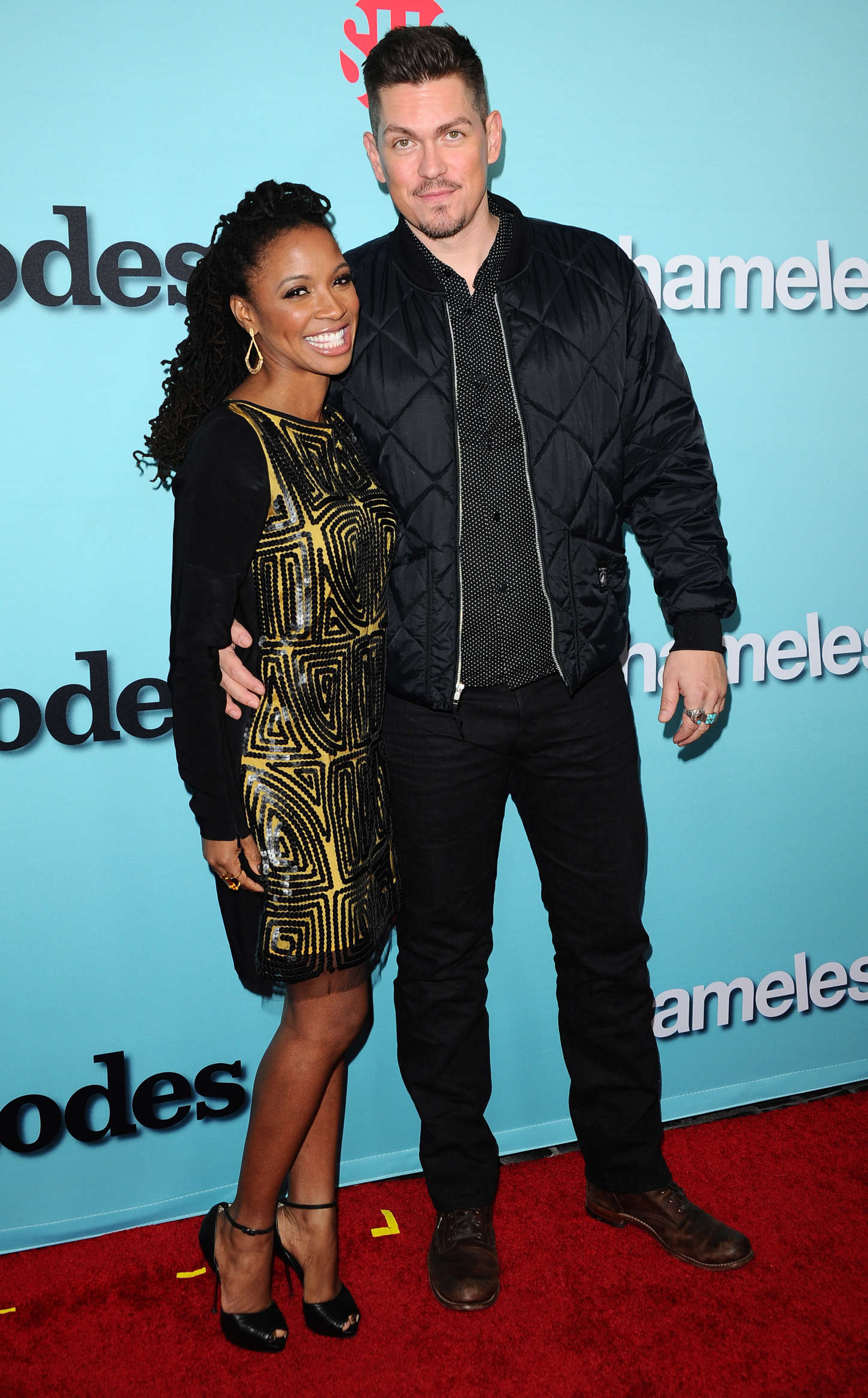 Shanola Hampton Shameless House of Lies and Episodes Premiere in West Hollywood