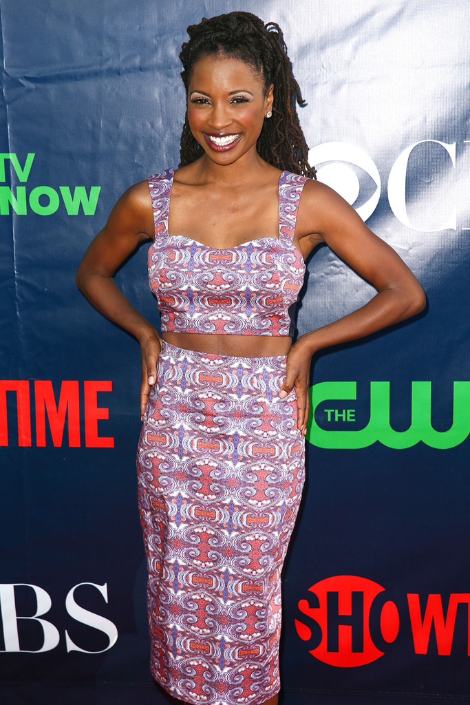 Shanola Hampton Showtime Summer TCA Party in Beverly Hills