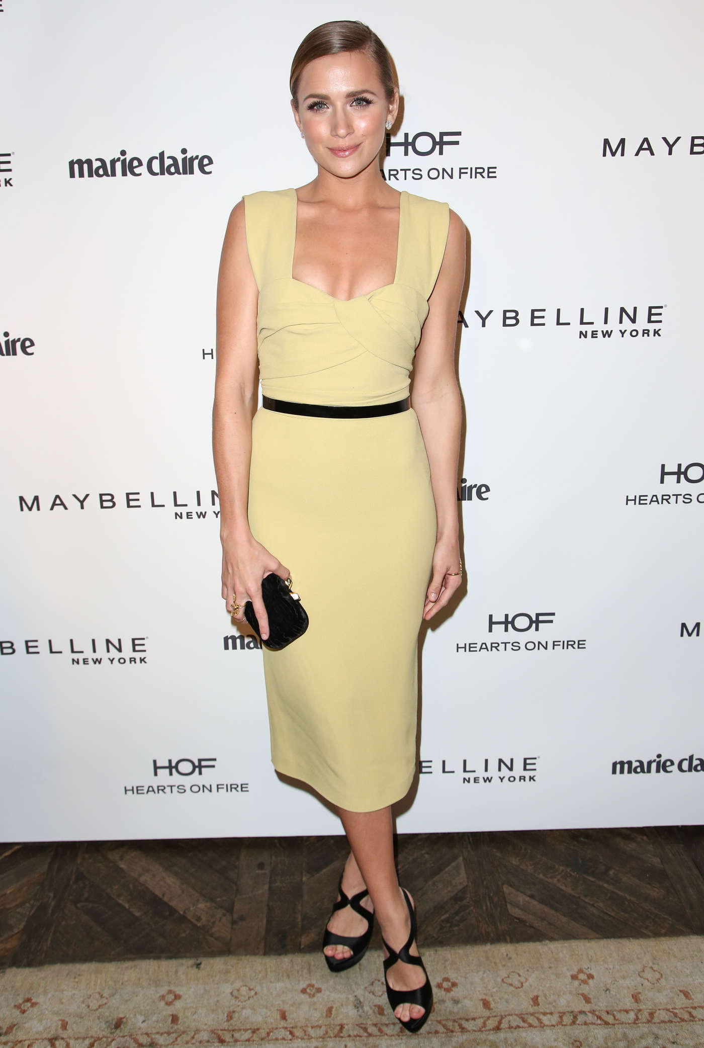 Shantel VanSanten Marie Claire Celebrates May Cover Stars in West Hollywood