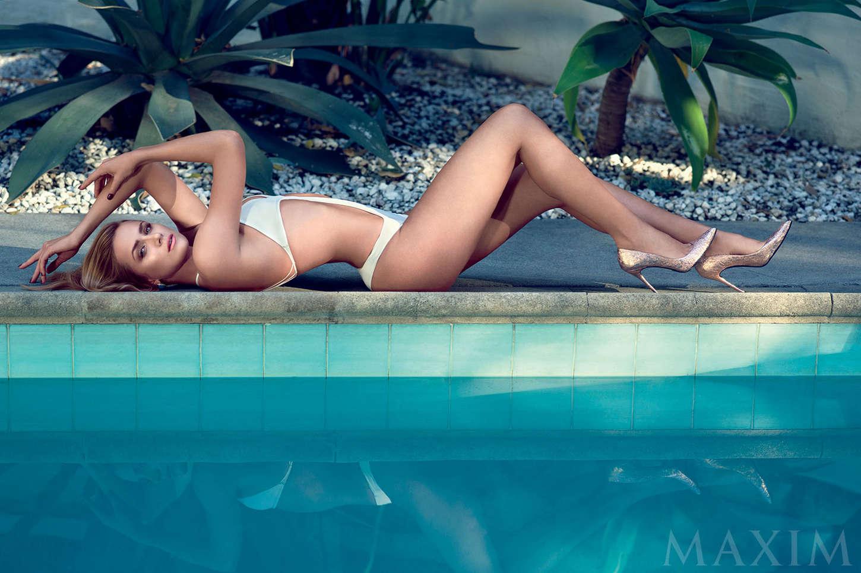 Shantel VanSanten Maxim Magazine adds