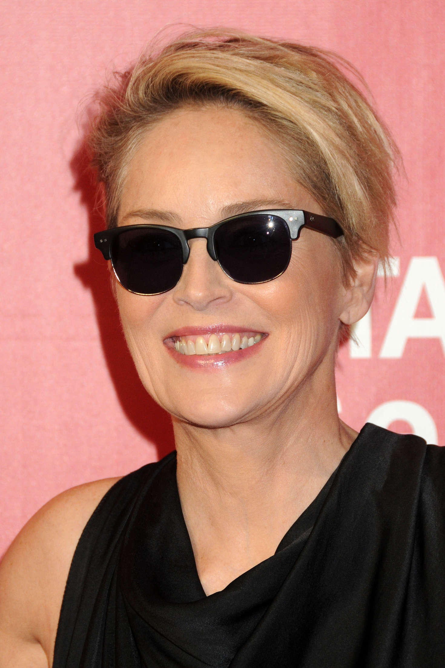 Sharon Stone MusiCares Person Of The Year in Los Angeles