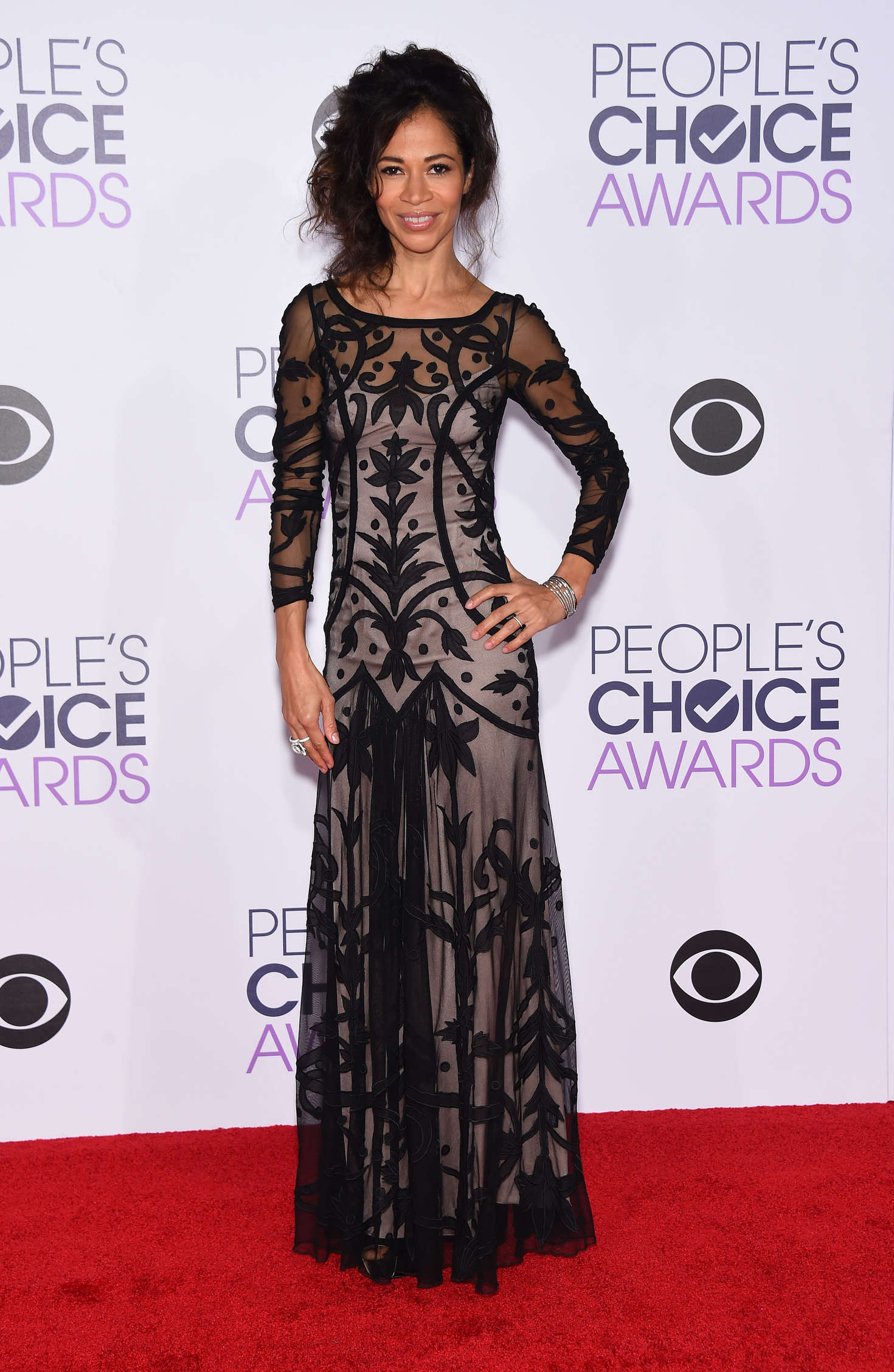 Sherri Saum Peoples Choice Awards in Los Angeles