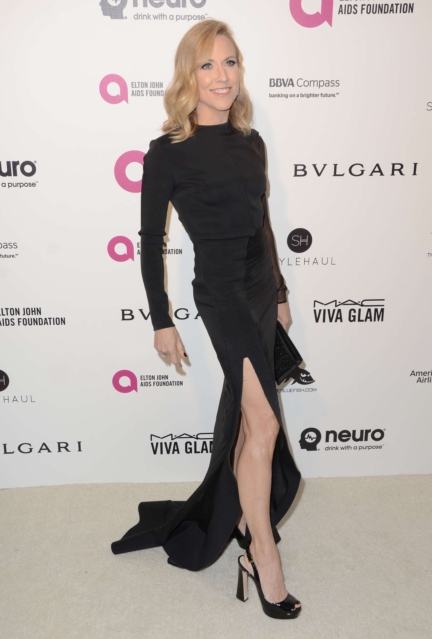 Sheryl Crow Elton John AIDS Foundations Oscar Viewing Party in West Hollywood