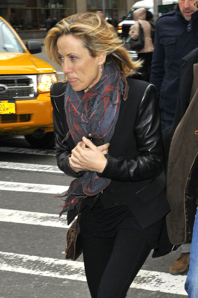 Sheryl Crow out in New York
