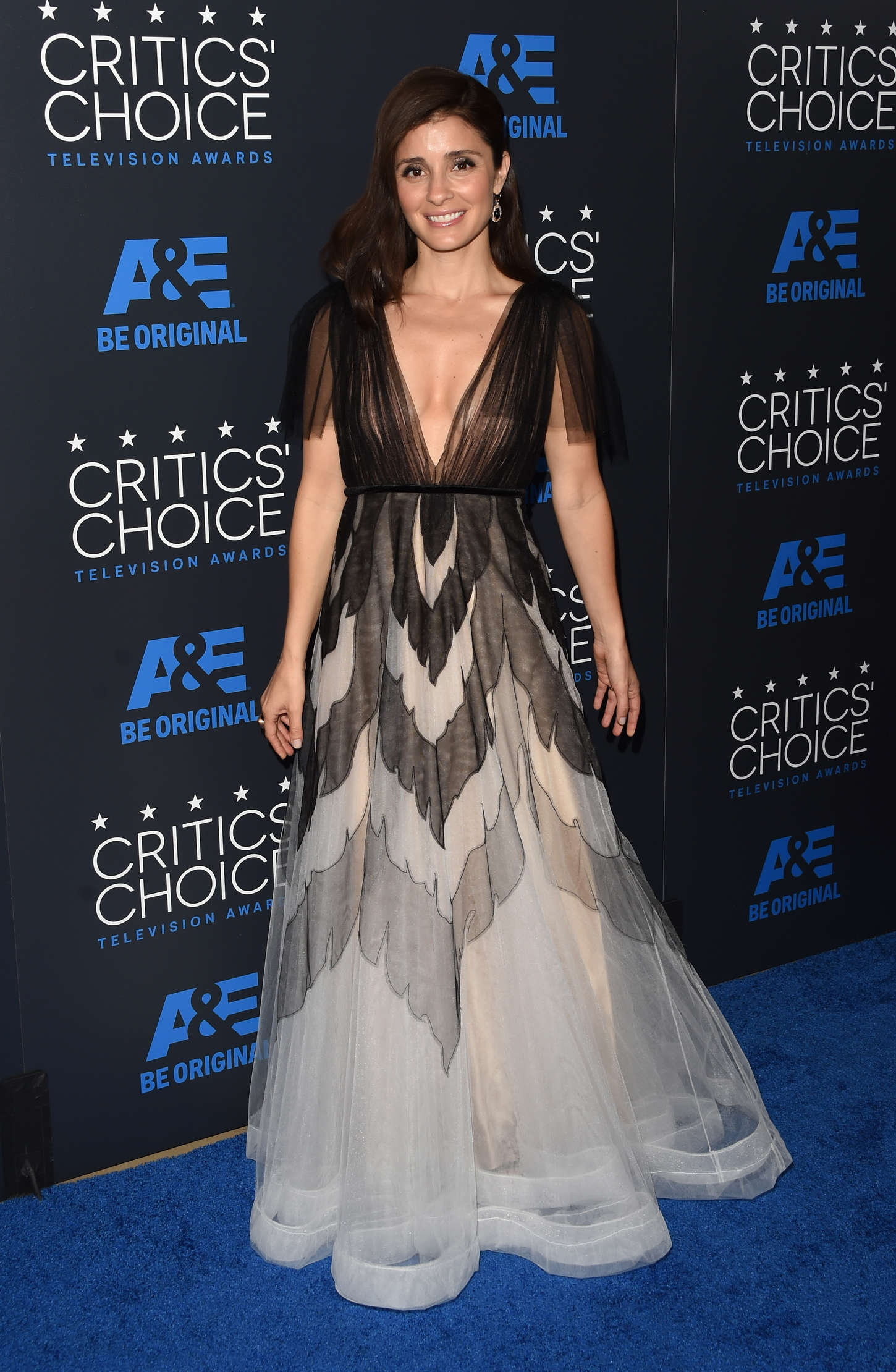 Shiri Appleby Annual Critics Choice Television Awards in Beverly Hills