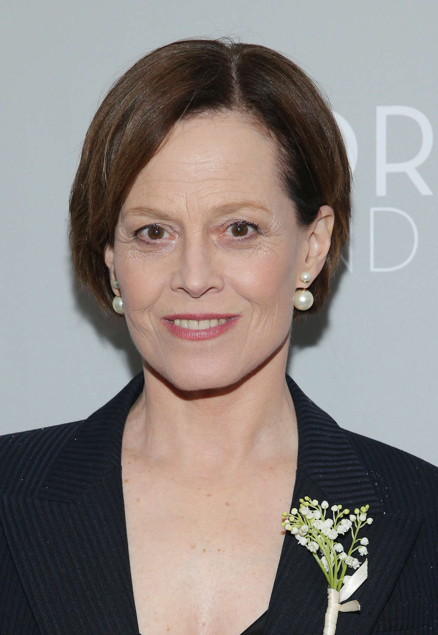 Sigourney Weaver The Orchards DIOR I Screening in New York