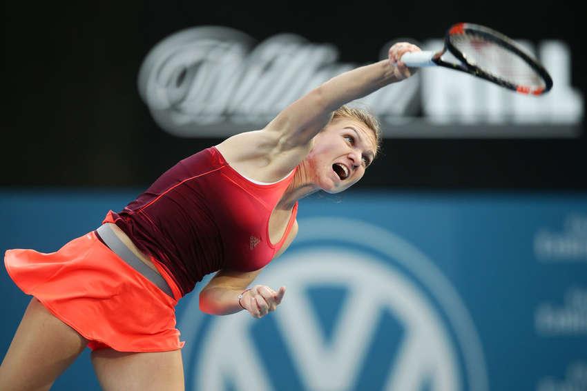 Simona Halep Sydney International in Sydney
