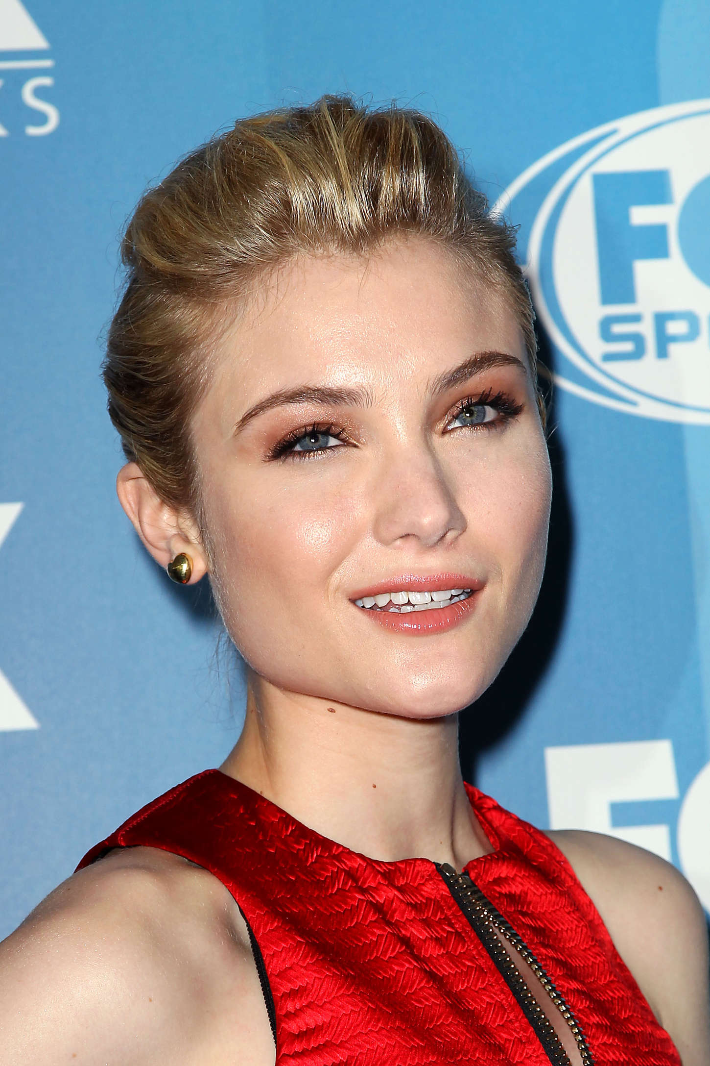Skyler Samuels FOX Programming Presentation in New York