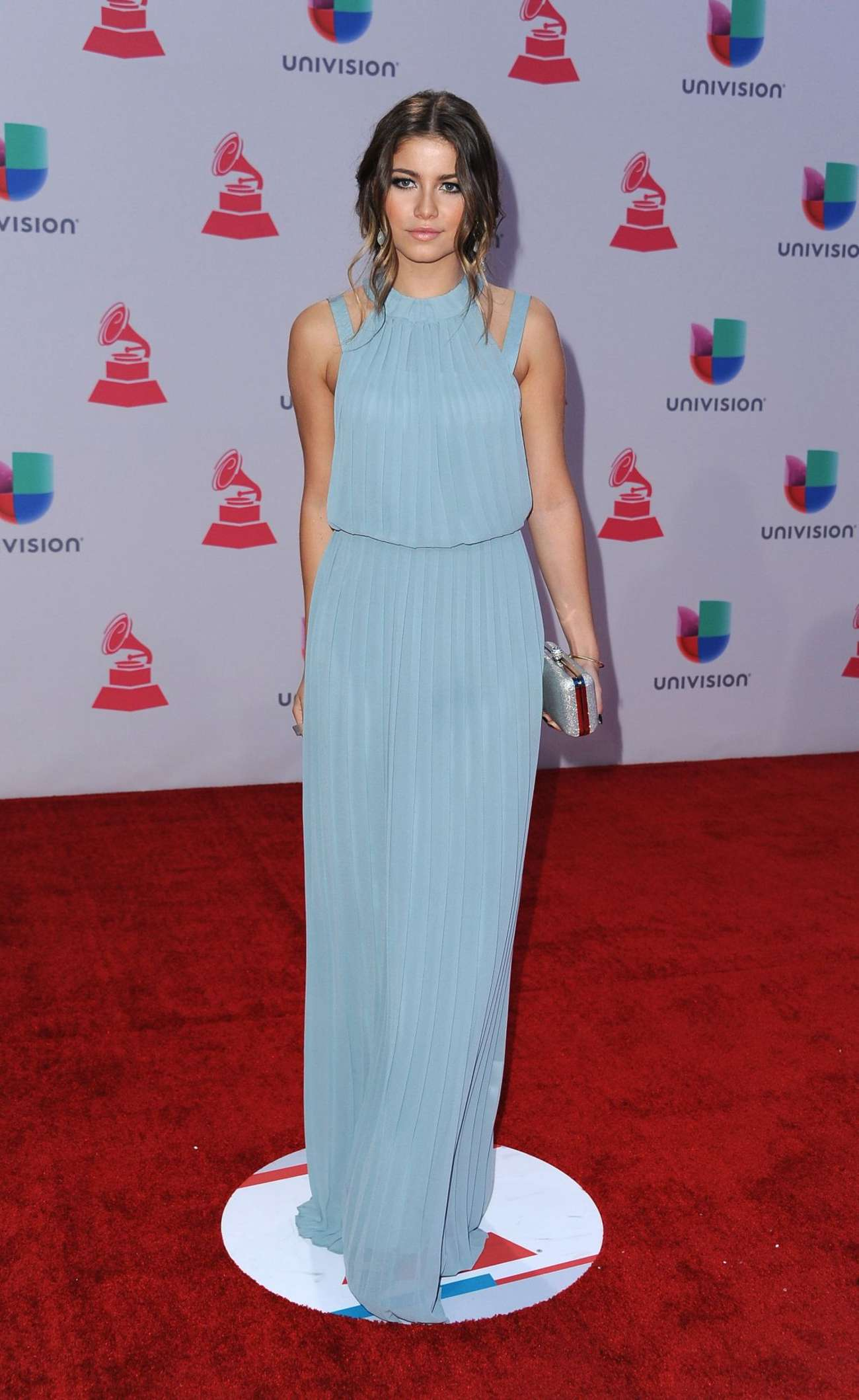 Sofia Reyes Latin Grammy Awards in Las Vegas