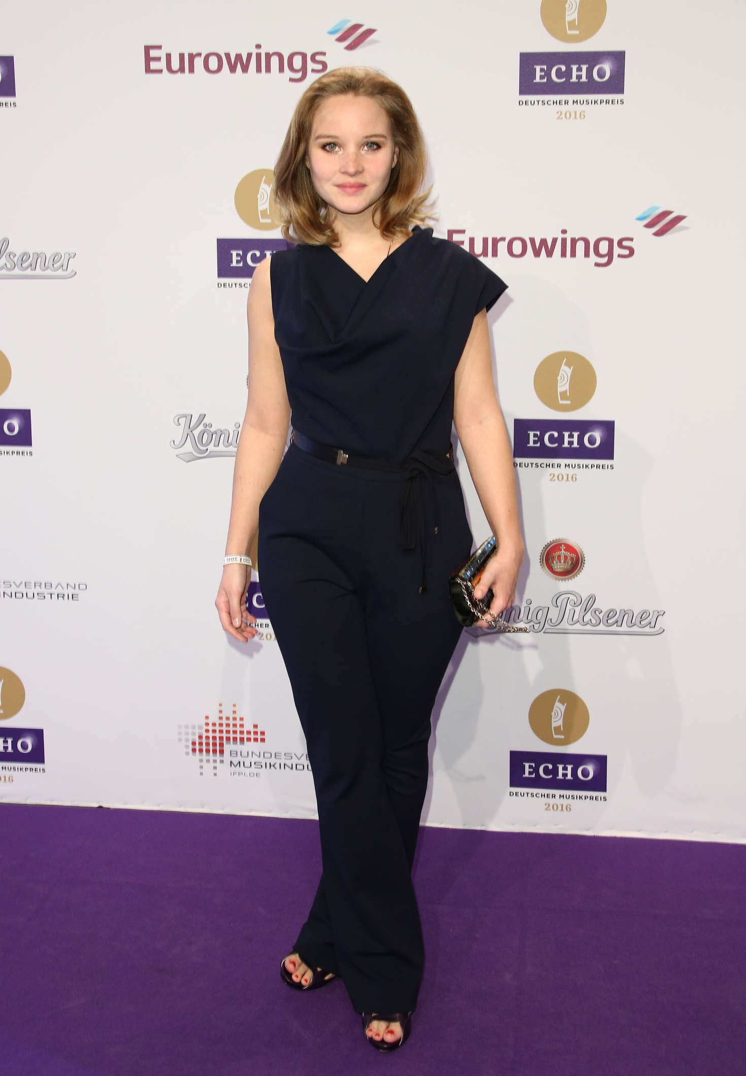 Sonja Gerhardt ECHO Music Awards in Berlin
