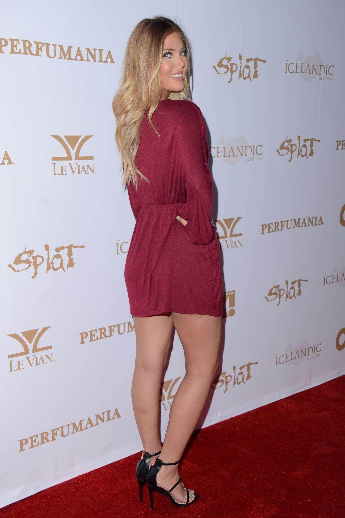 Sophia Pierson OK! Magazines Pre-Grammy Event in Hollywood