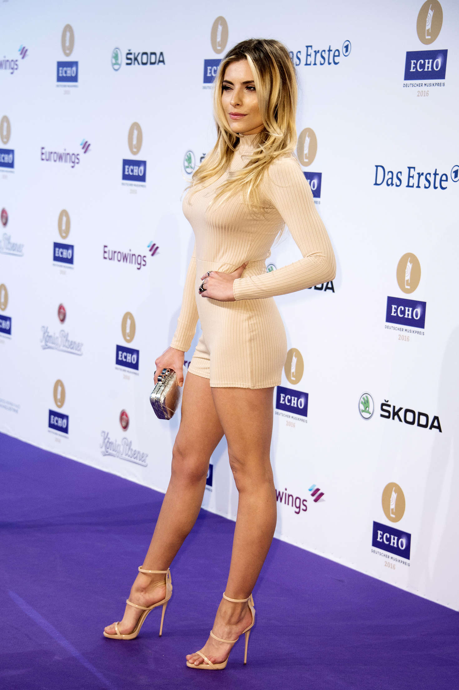 Sophia Thomalla ECHO Music Awards in Berlin