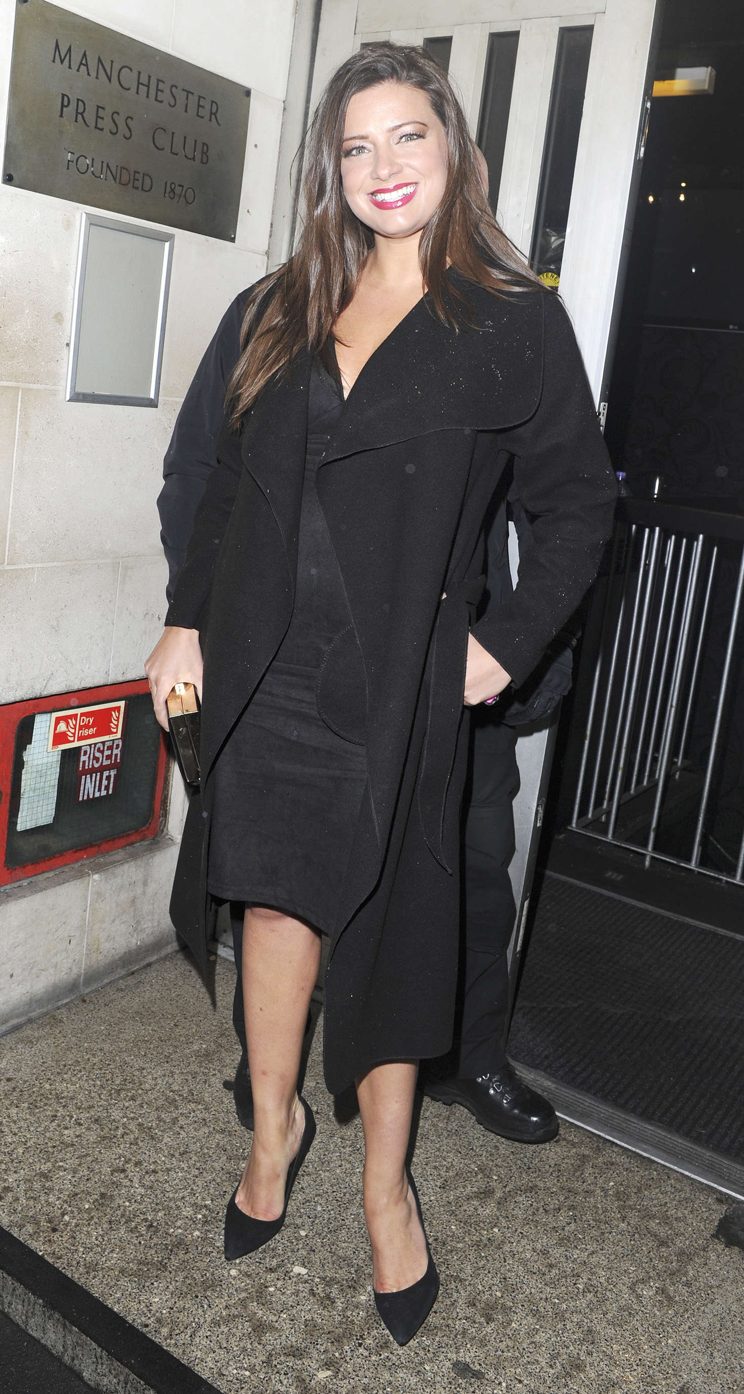 Sophie Austin at Kieron Richardsons Birthday Party in Manchaster