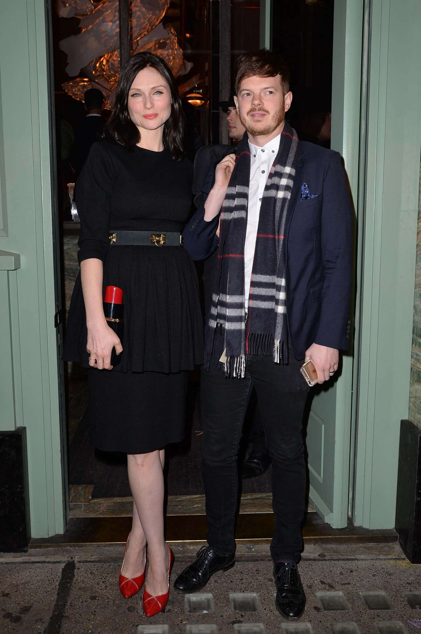 Sophie Ellis-Bextor at Private Dinner of Creme de la Mer in London-1