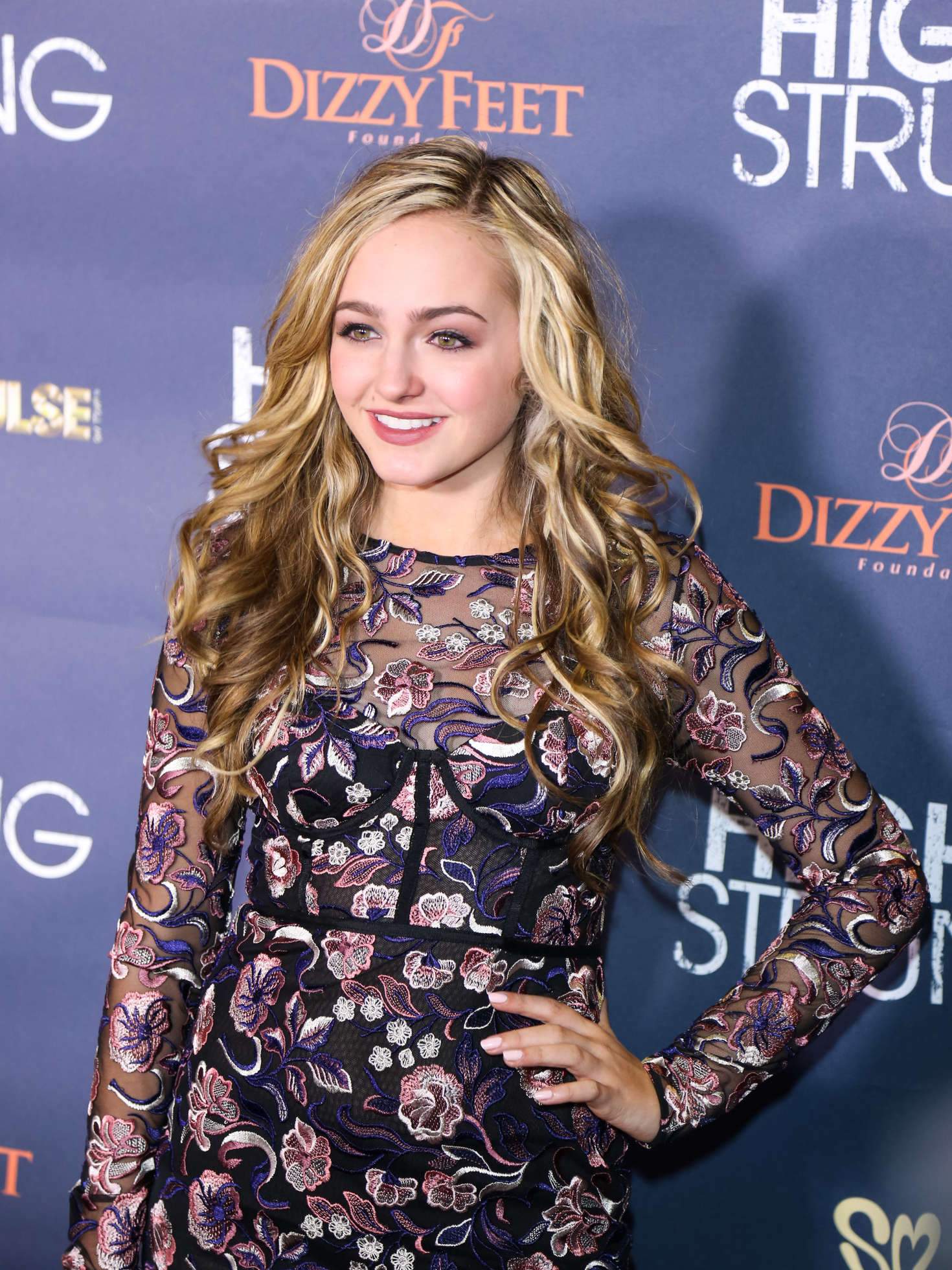 Sophie Reynolds High Strung Premiere in Los Angeles