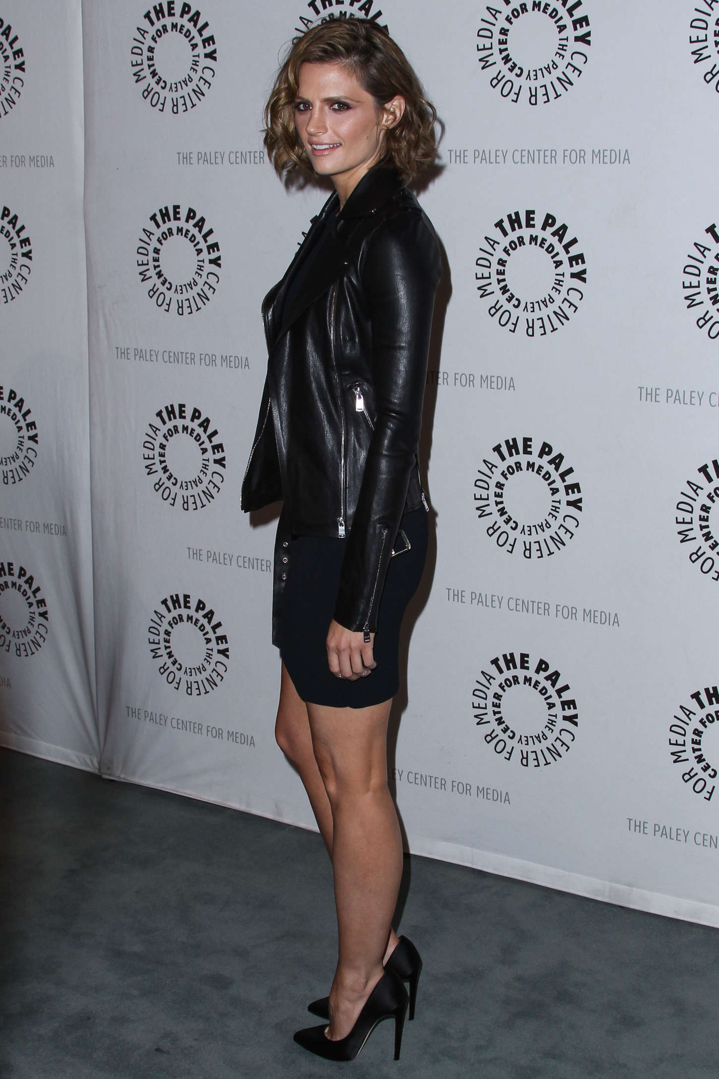 Stana Katic PaleyFest An Evening with Castle event in Beverly Hills