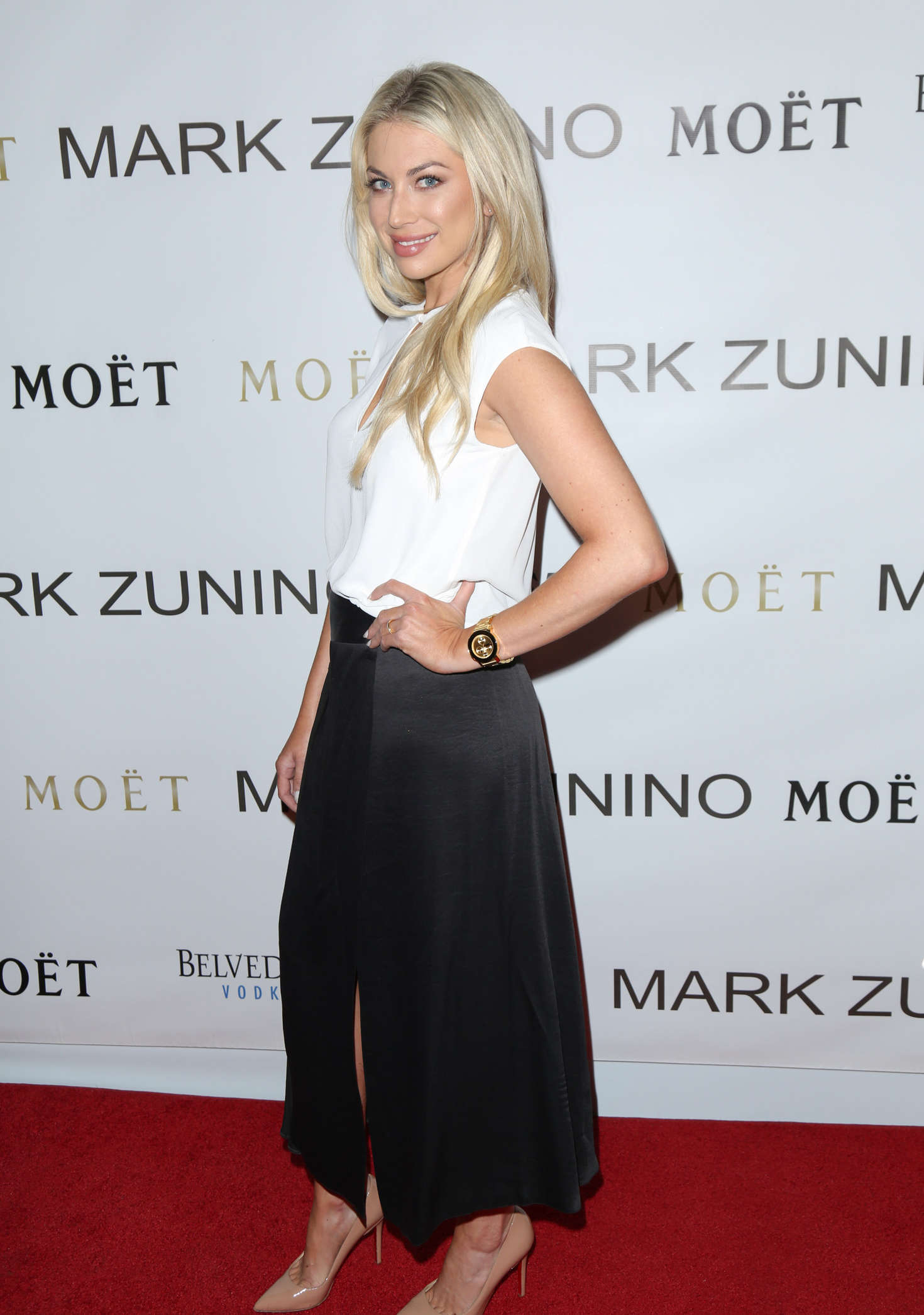Stassi Schroeder Mark Zunino Atelier Store Opening in Beverly Hills
