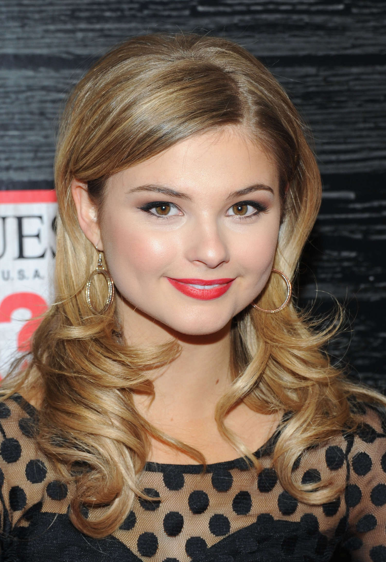 Stefanie Scott GUESS New York Fashion Week