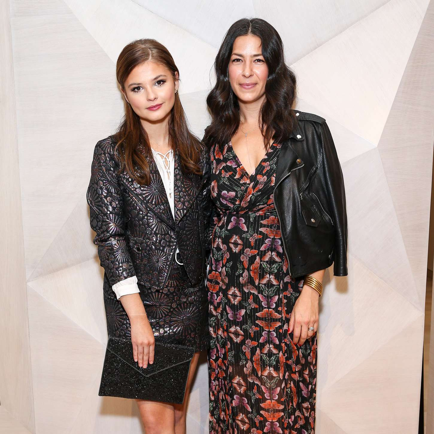 Stefanie Scott Rebecca Minkoff Flagship Store Opening in Los Angeles