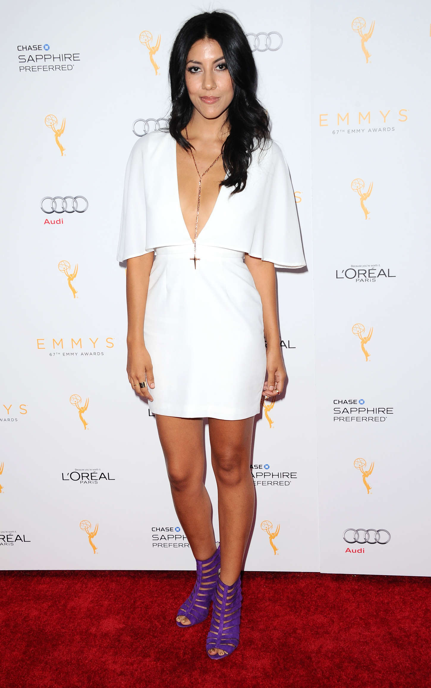 Stephanie Beatriz Emmy Awards Performers Nominee in Beverly Hills