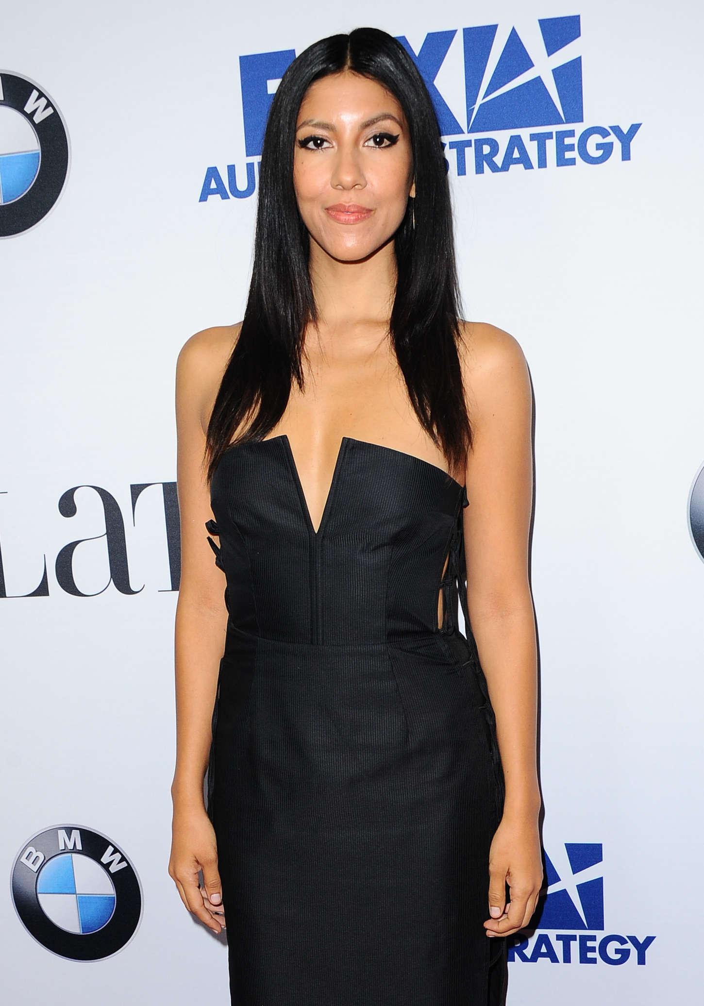 Stephanie Beatriz Latina Media Ventures Hosts Latina Hot List Party in West Hollywood