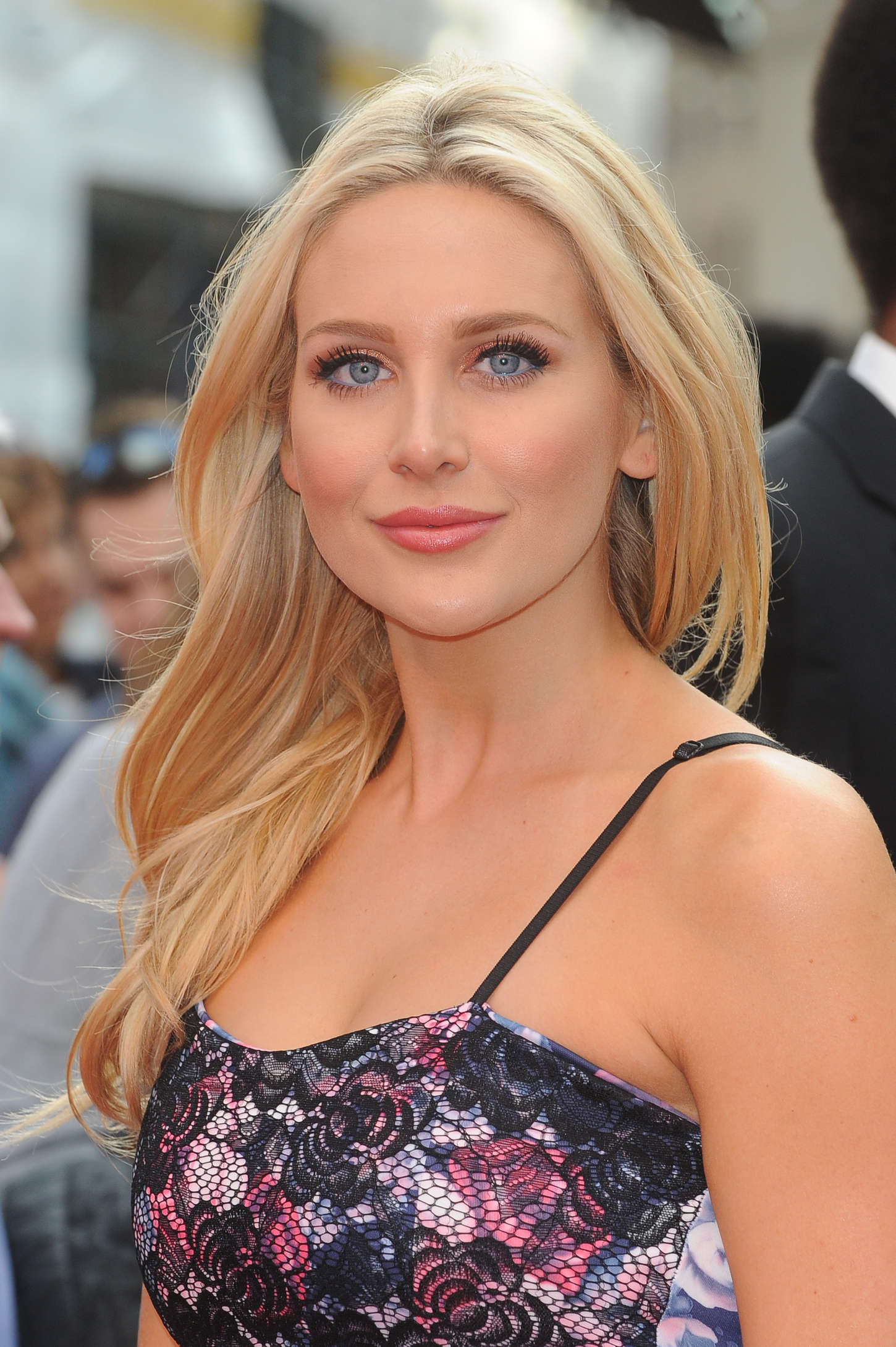 Stephanie Pratt San Andreas Premiere in London