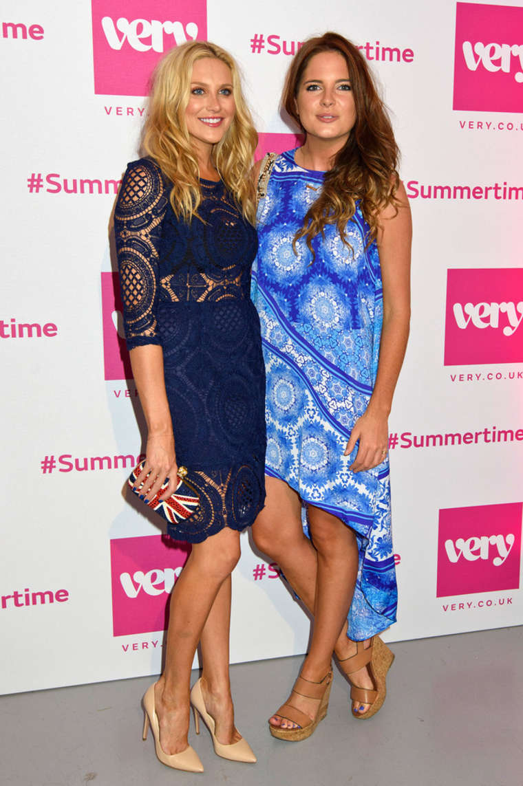 Stephanie Pratt Very.co.uk Summertime Party in London
