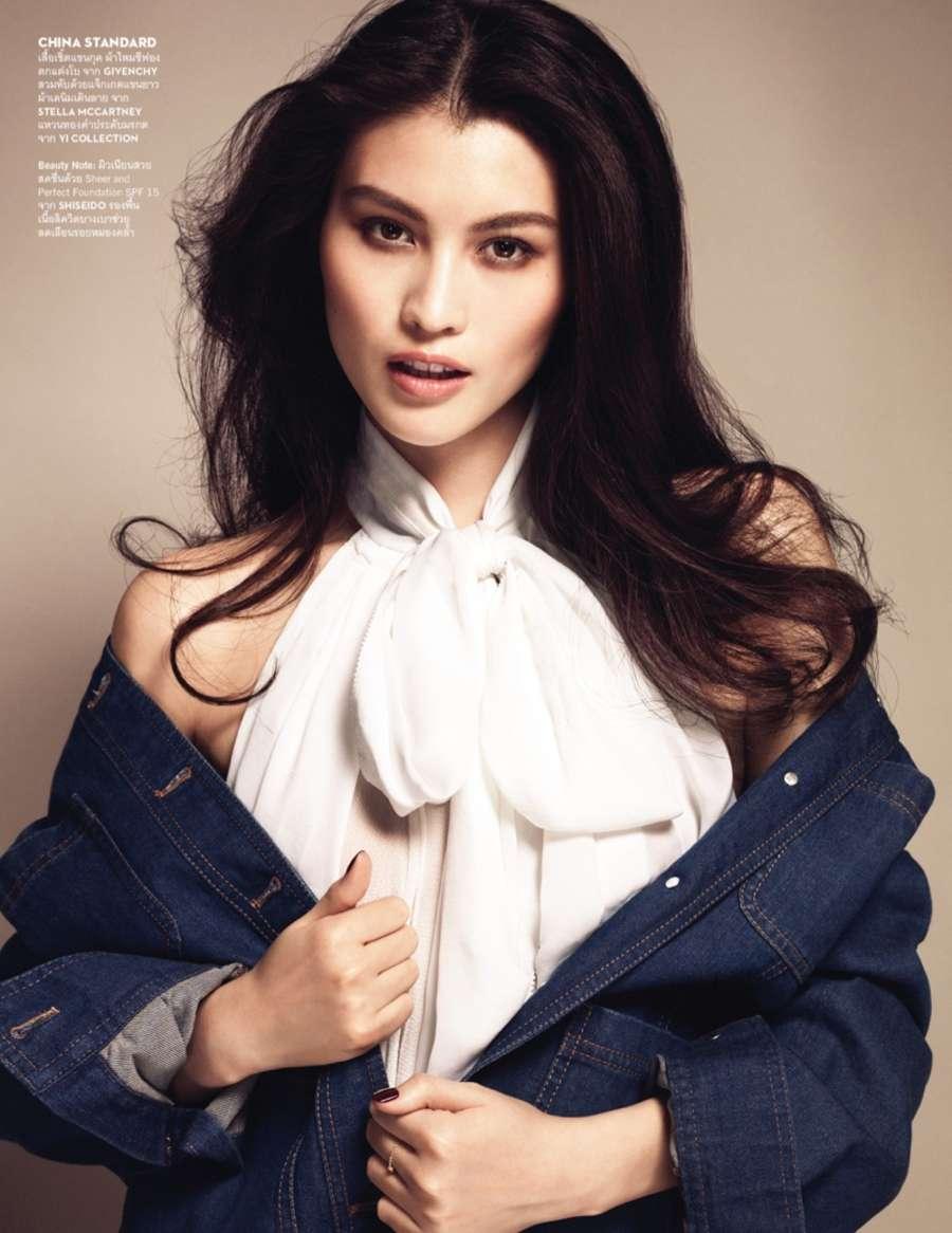 Sui He Vogue Thailand Magazine