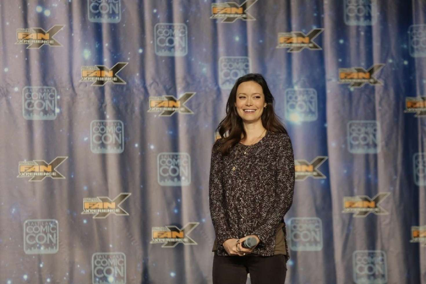 Summer Glau Panel at Salt Lake Fan Experience