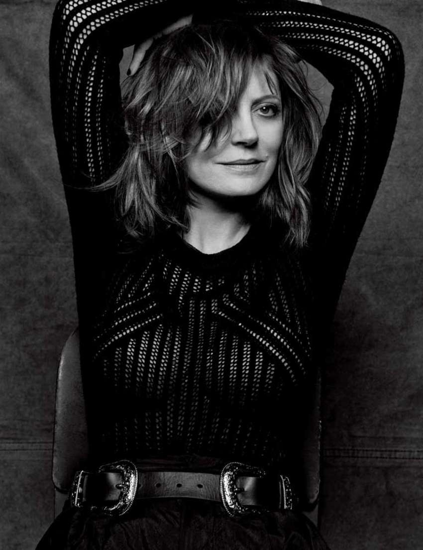 Susan Sarandon Interview Magazine