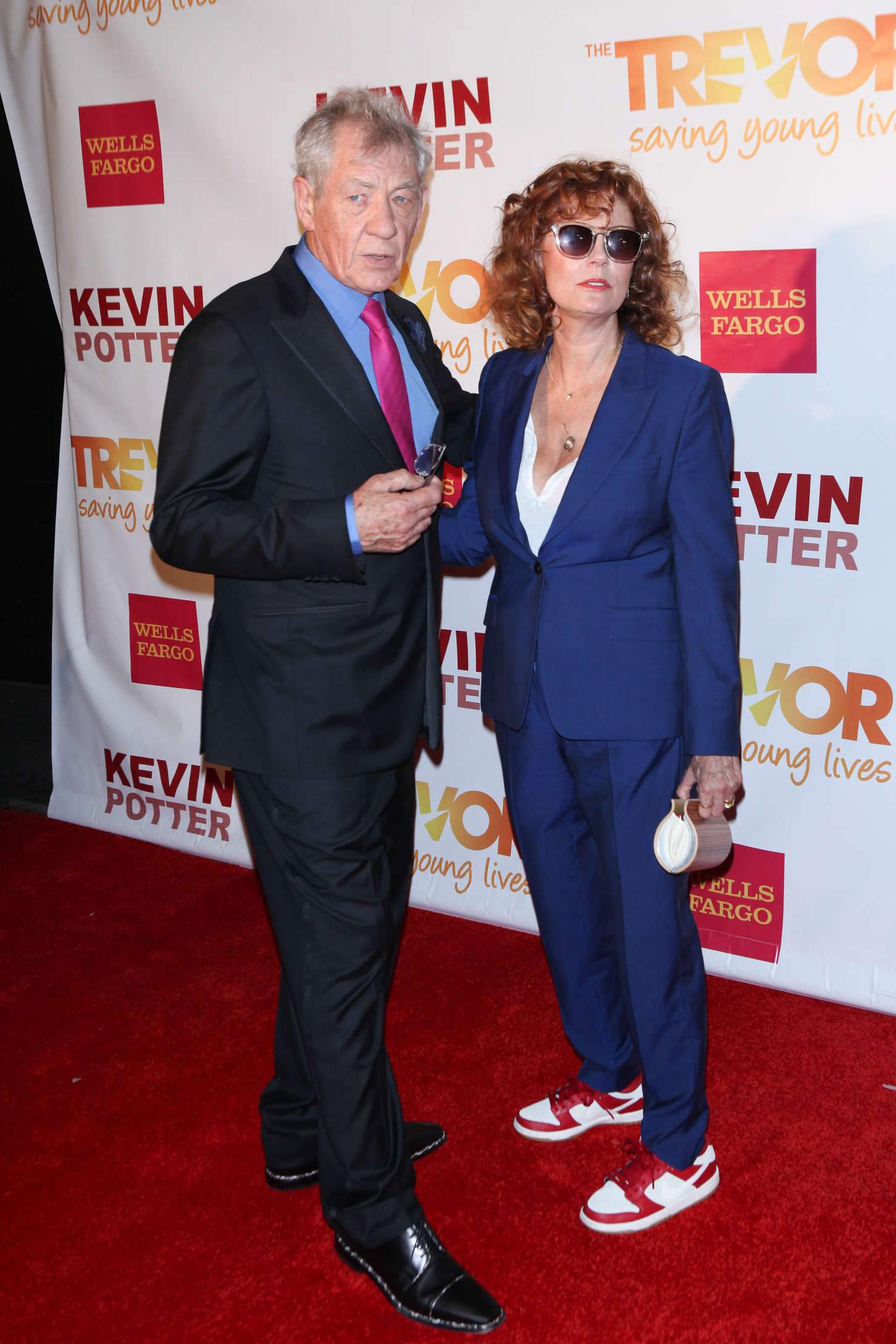 Susan Sarandon TrevorLIVE Event in New York