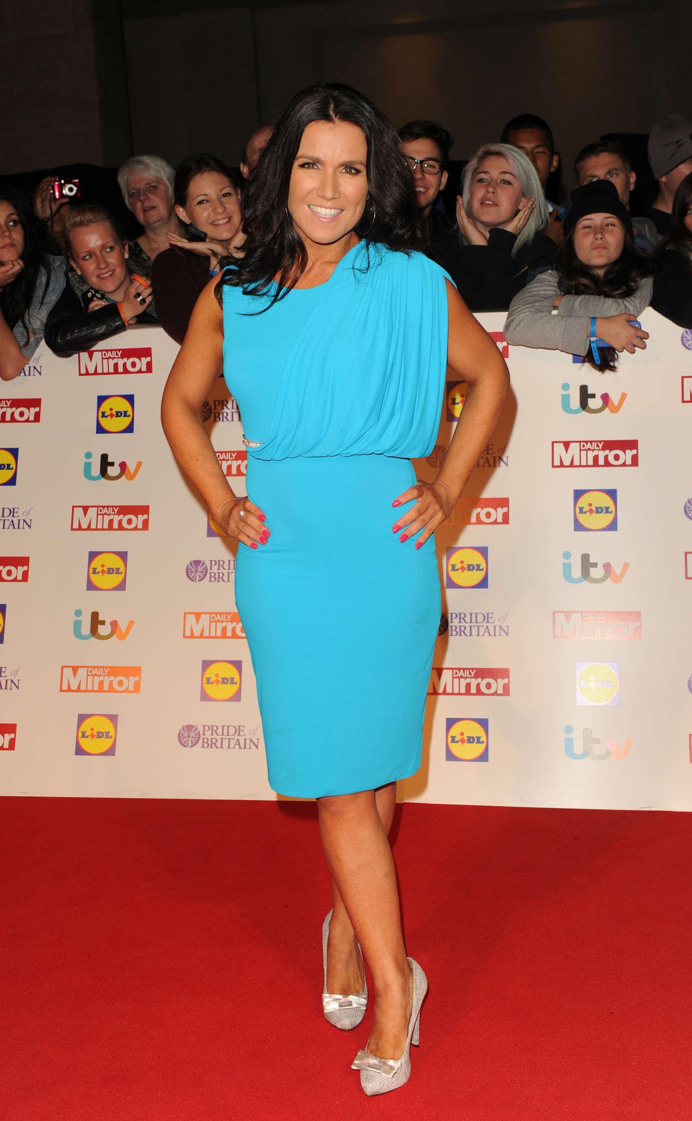 Susanna Reid at Pride of Britain Awards in London
