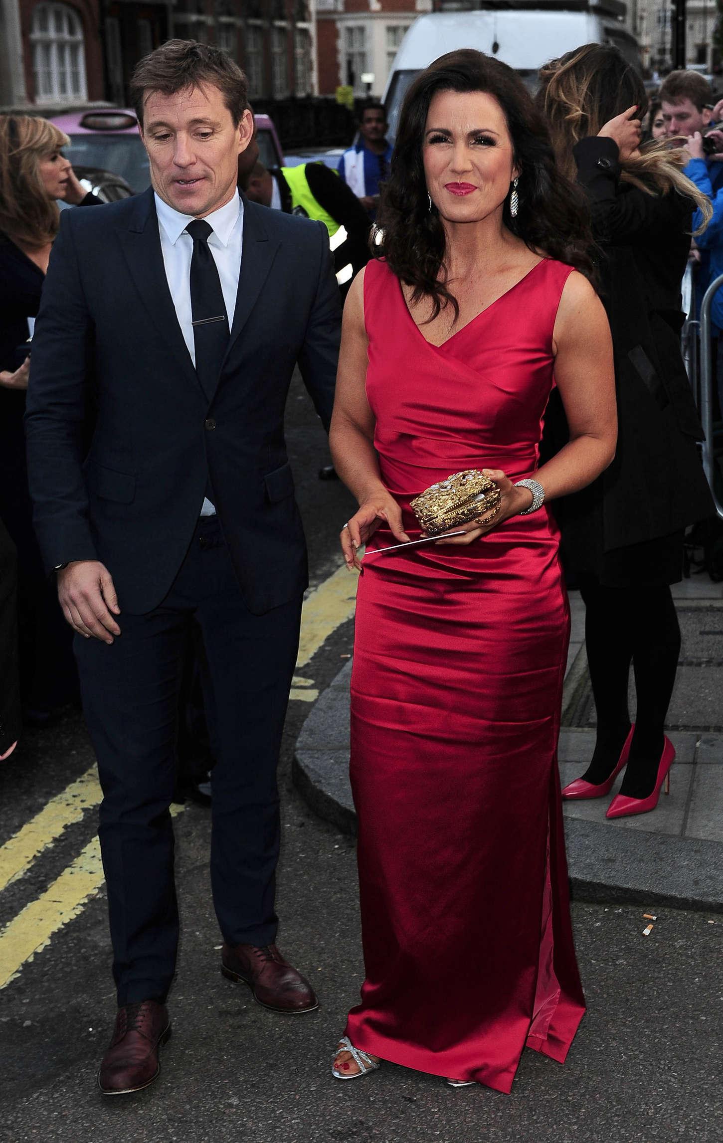 Susanna Reid Pride of Britain Awards in London