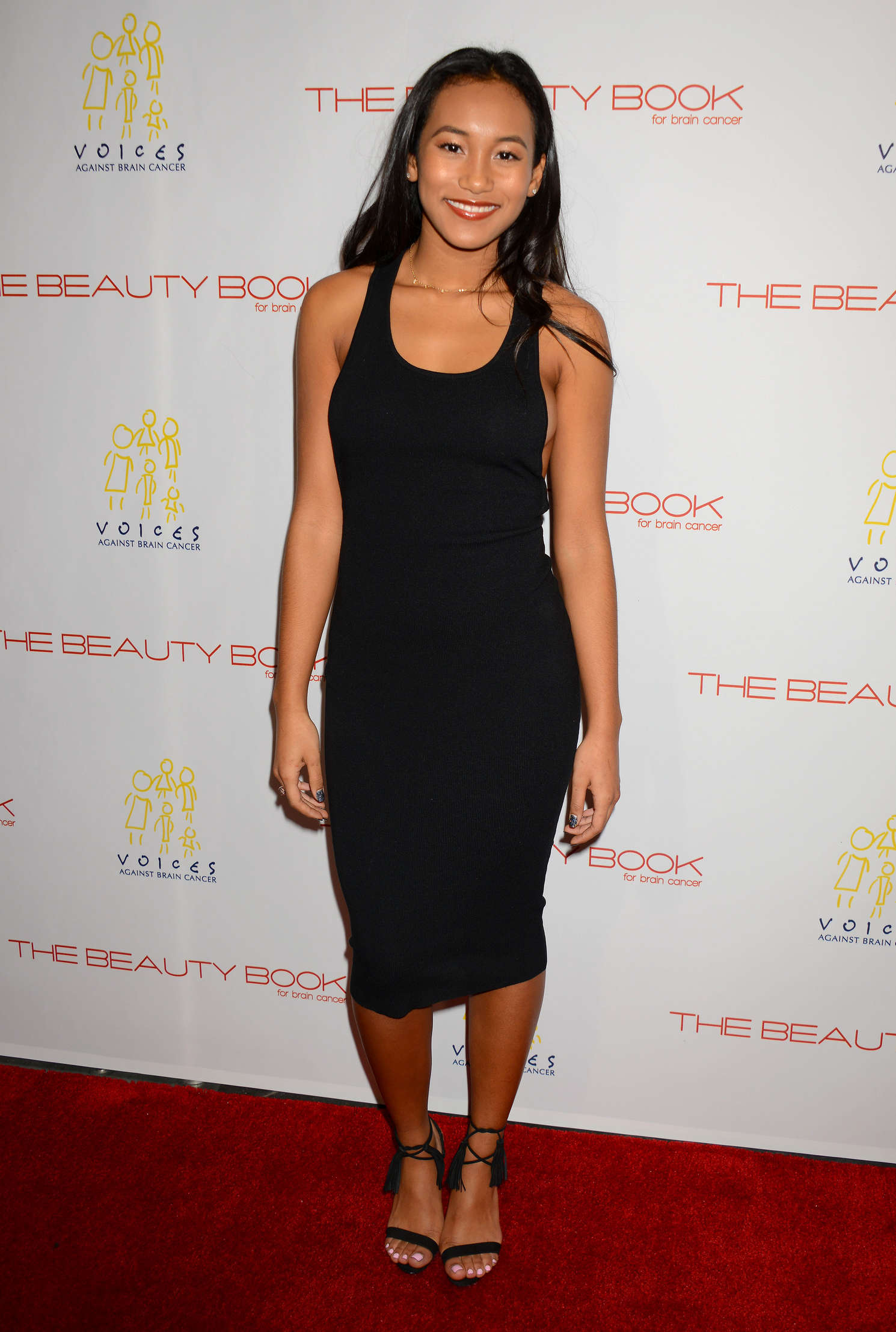 Sydney Park The Beauty Book For Brain Cancer Edition Launch Party in Hollywood