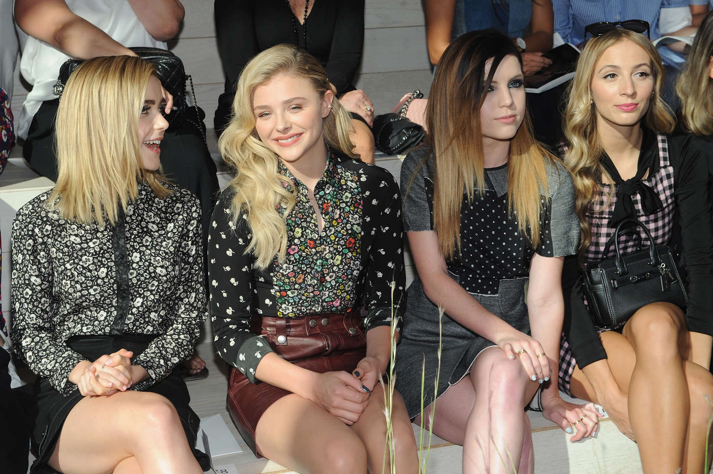 Sydney Sierota Coach Fashion Show Spring NYFW in New York
