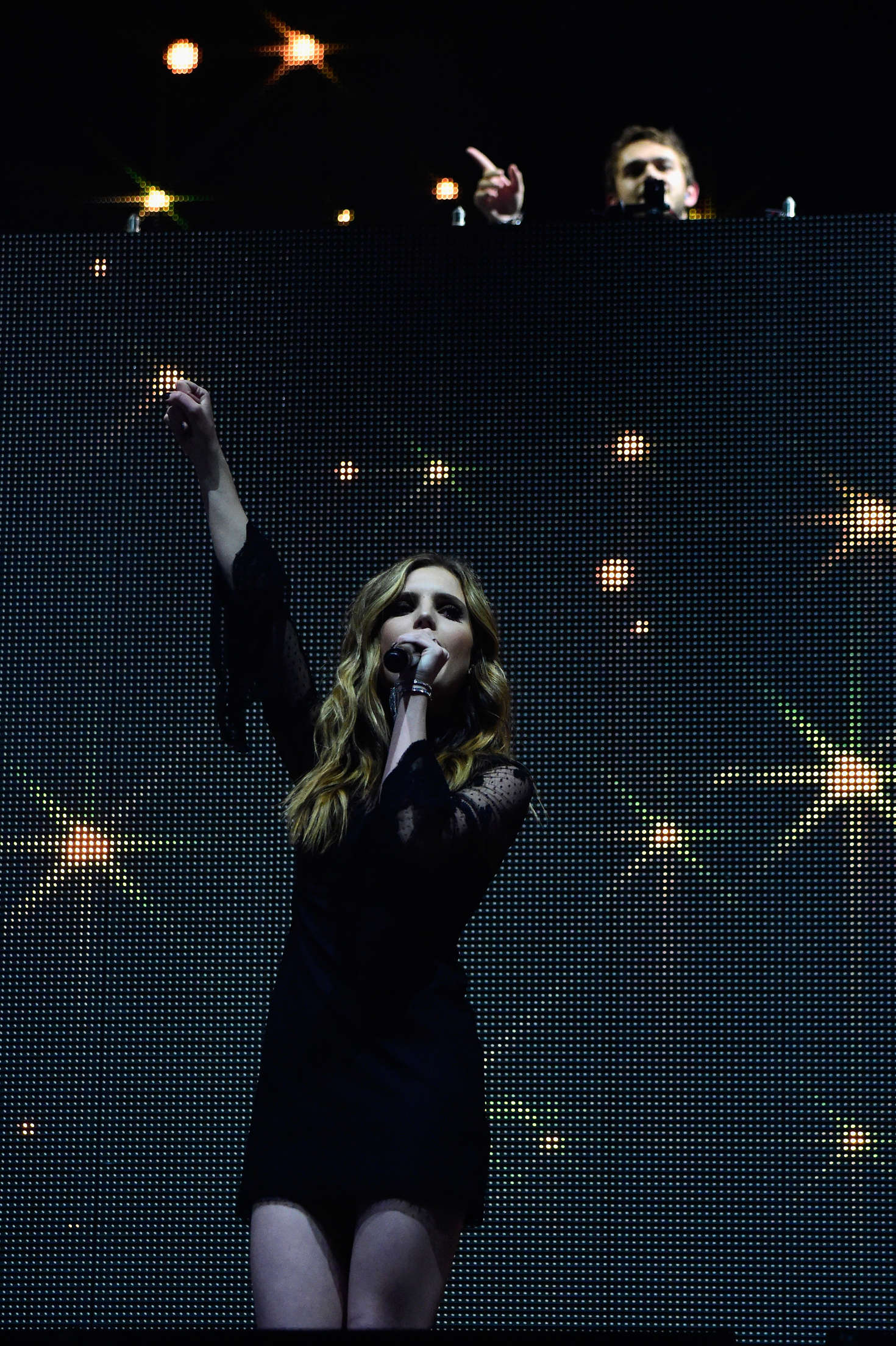 Sydney Sierota Performing at Coachella Valley Music and Arts Festival in Indio