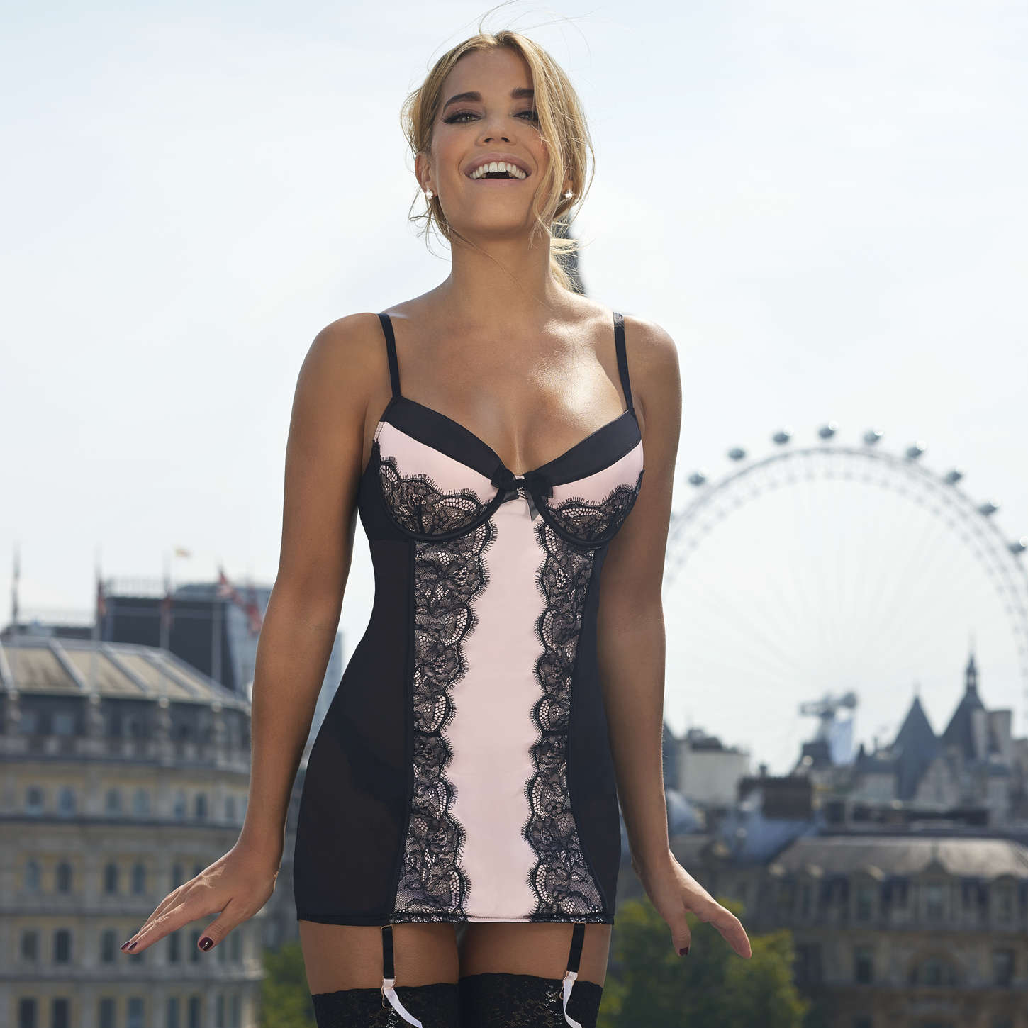 Sylvie Meis Hunkemoller-Dessous The Sylvie Collection