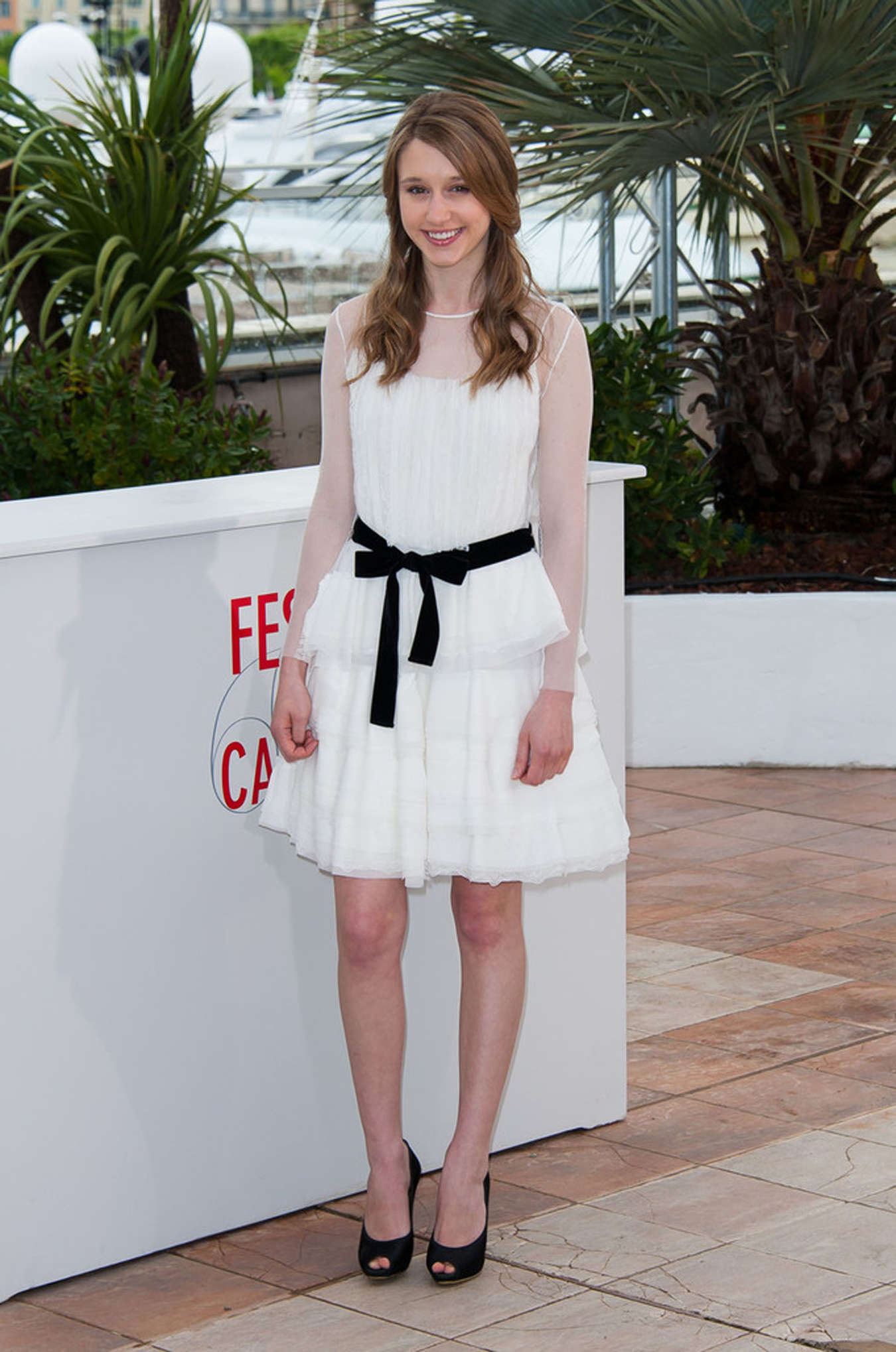 Taissa Farmiga Bling Ring Photocall at Cannes Film Festival