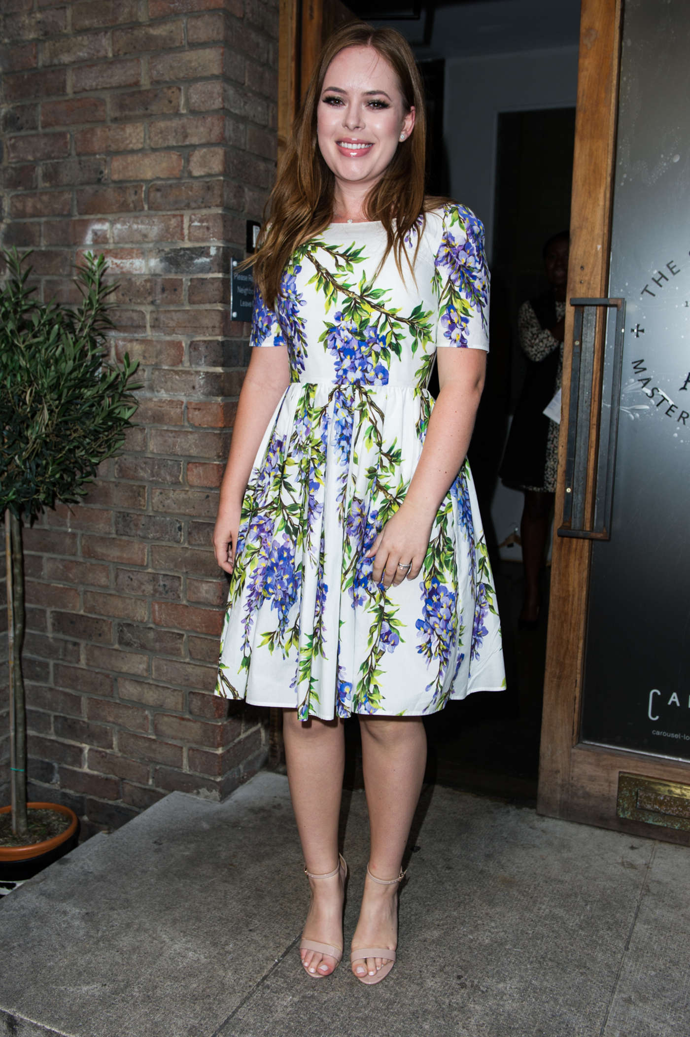 Tanya Burr Private Book Launch of MADE by Millie Mackintosh in London